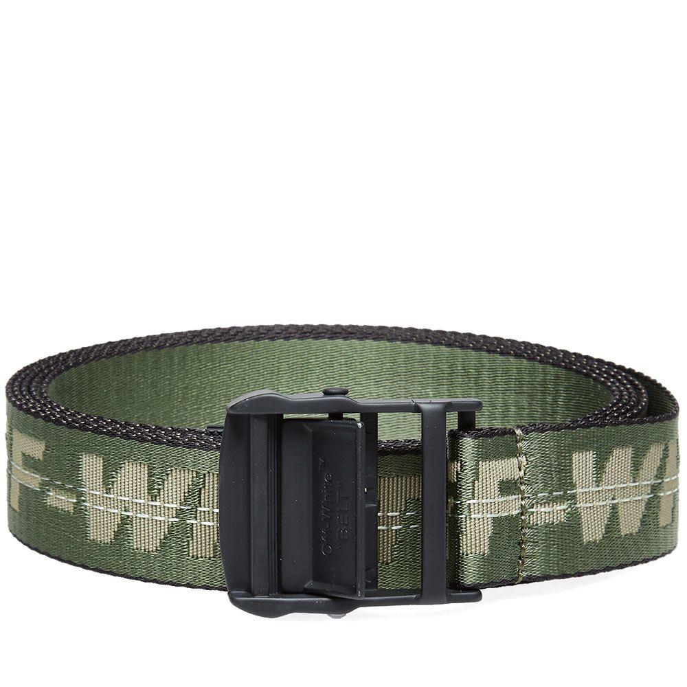 Off-White Industrial Belt Military  d6a66d574cf
