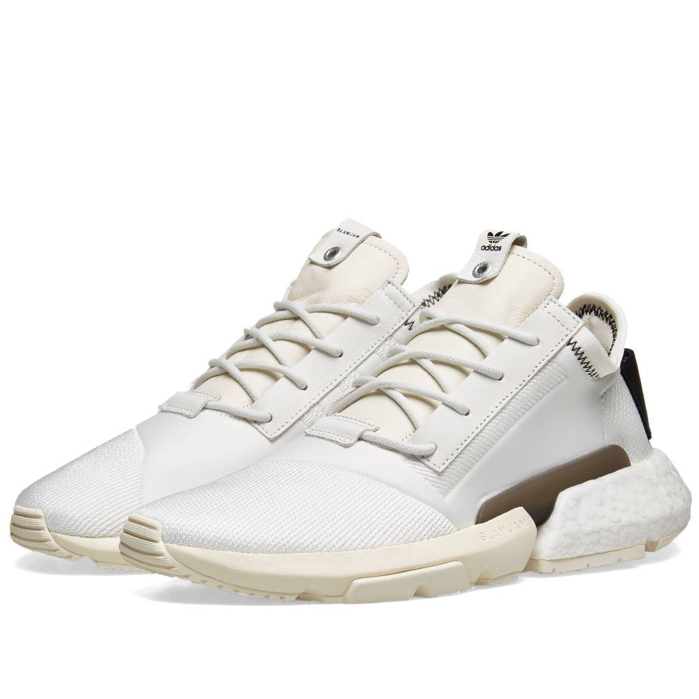 43a76a0629fe99 Adidas Consortium x Slam Jam P.O.D S3.1 White