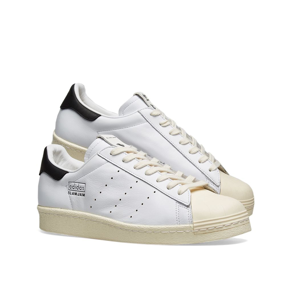 new product 7af3f 84022 Adidas Consortium x Slam Jam Superstar 80s