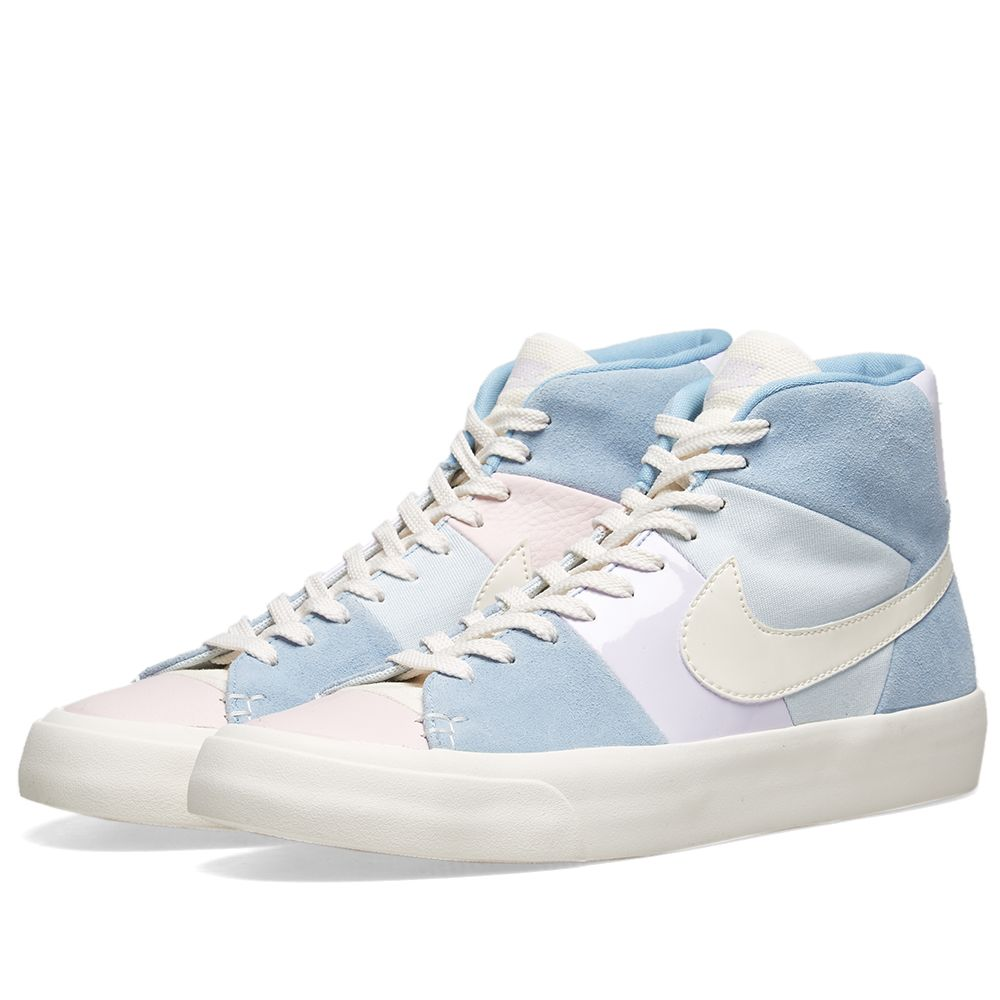 the best attitude 47bf3 c549b Nike Blazer Royal Easter Arctic Pink, Sail  Ice Blue  END.