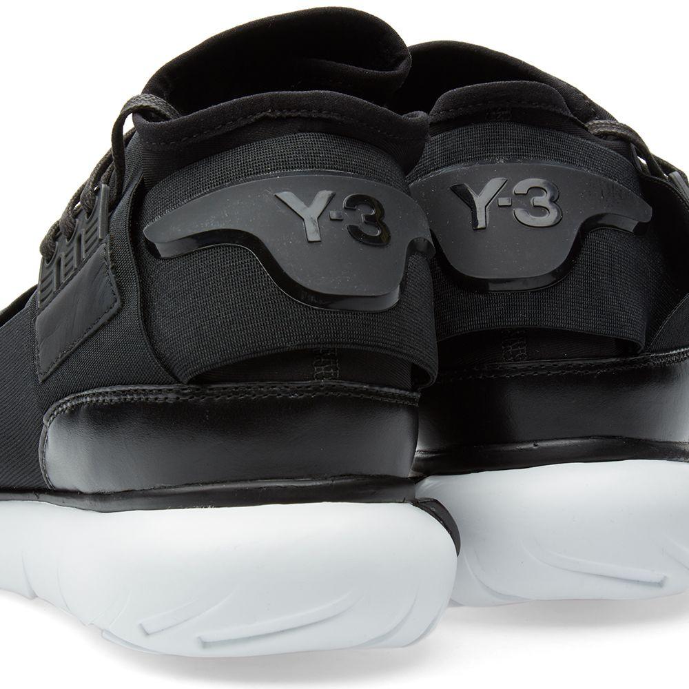 Y-3 Qasa High Black   White  d3d2c6e40f93