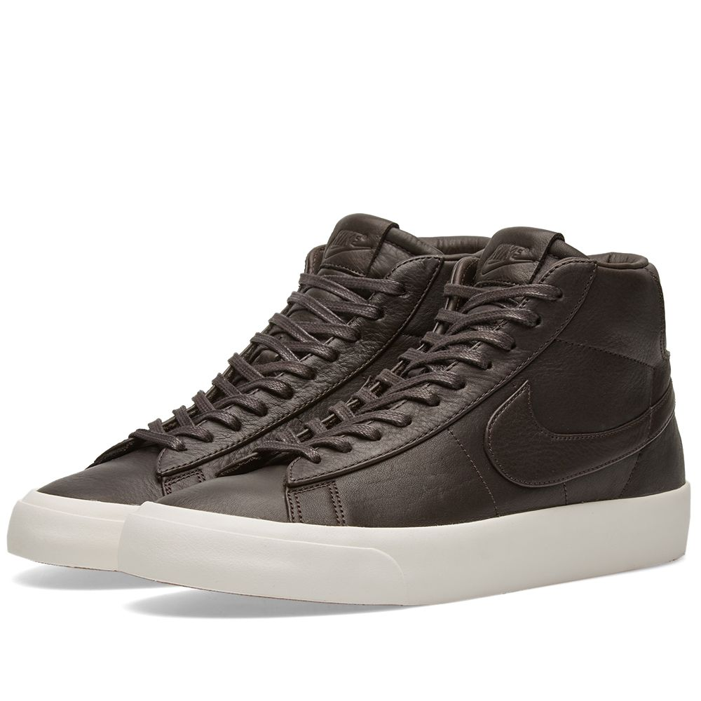 new arrival 7b317 a0172 NikeLab Blazer Studio Mid Velvet Brown  Sail  END.