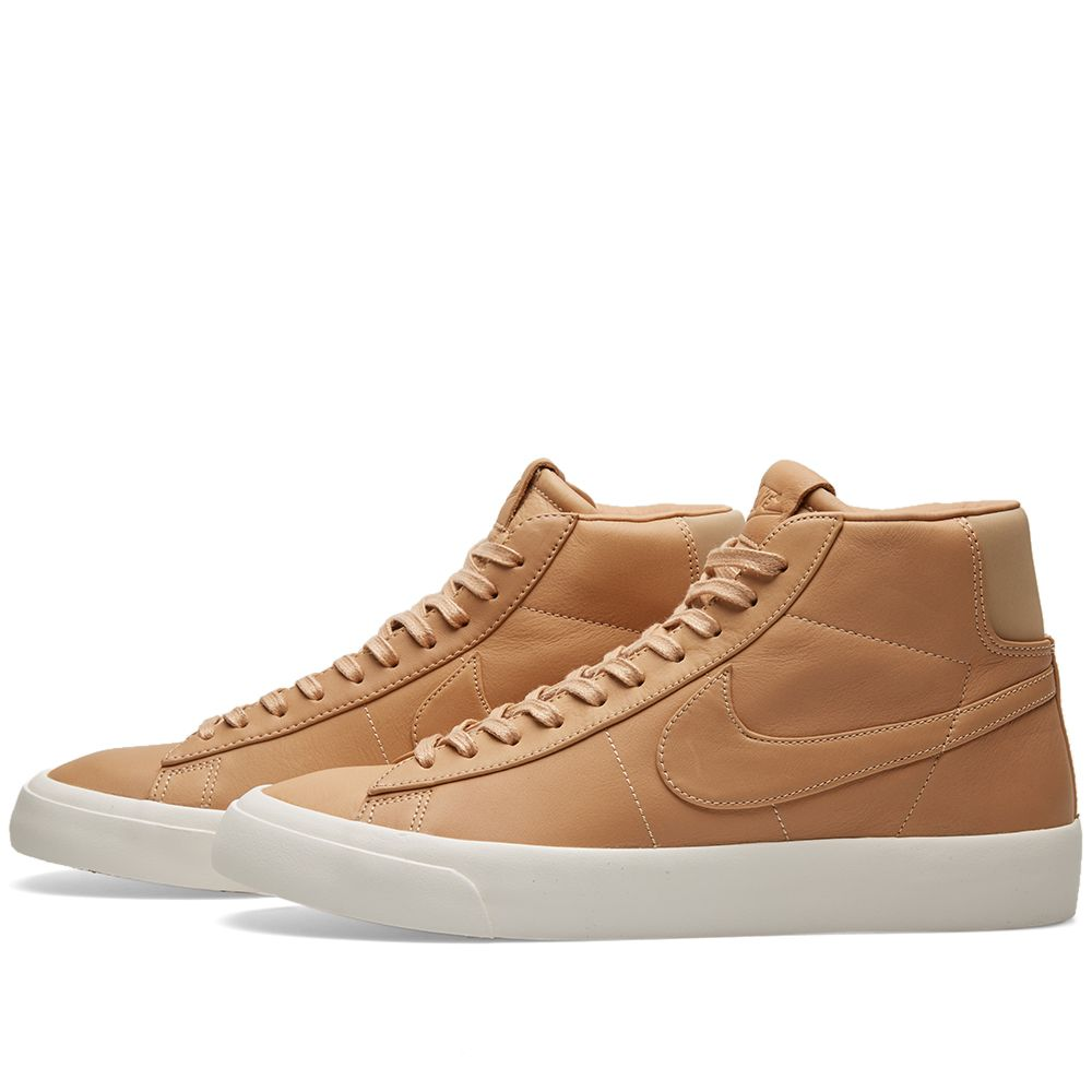 best authentic 85f25 b036a NikeLab Blazer Studio Mid Vachetta Tan  Sail  END.