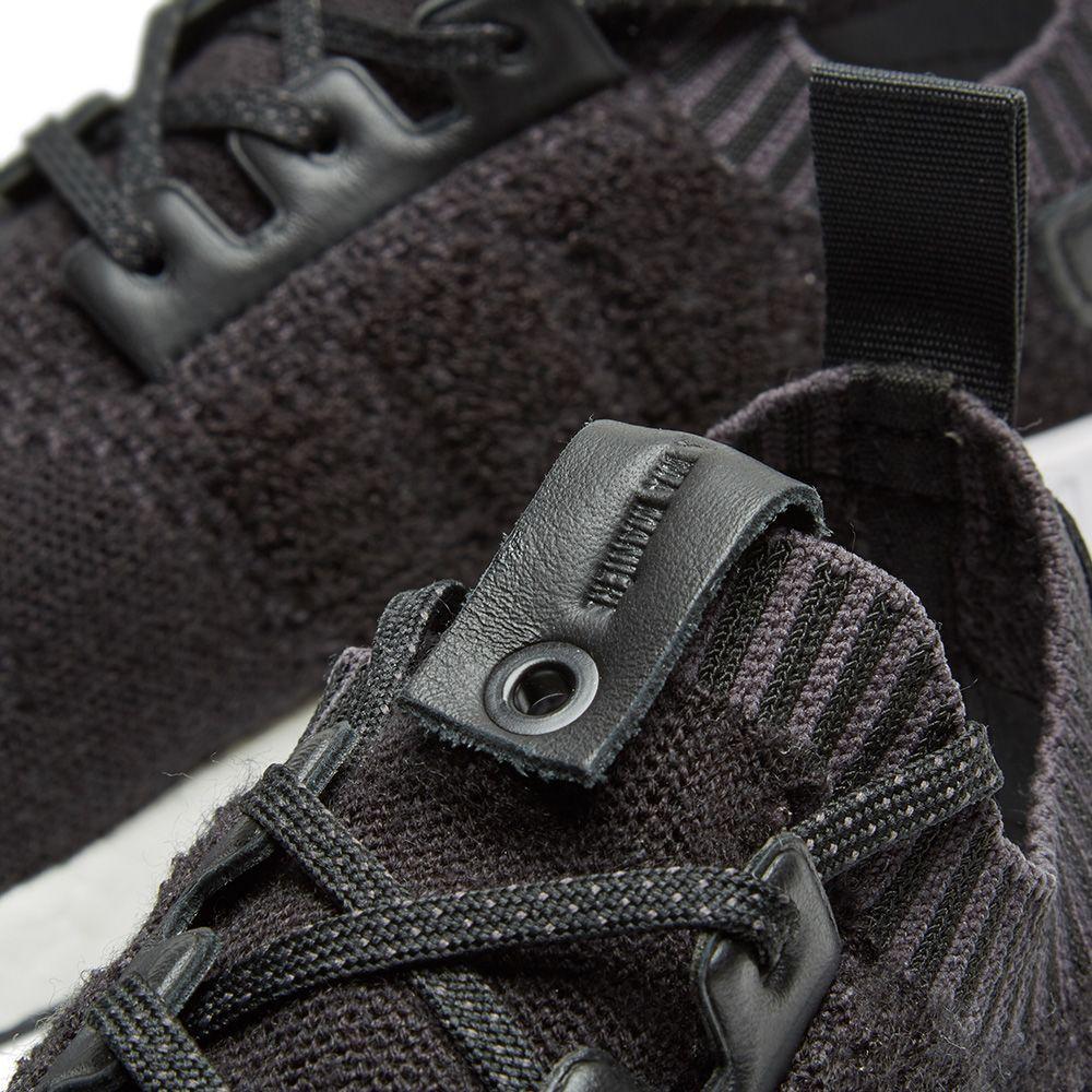 new concept 66490 e6569 Adidas Consortium x A Ma Maniere x Invincible NMD R1. Black