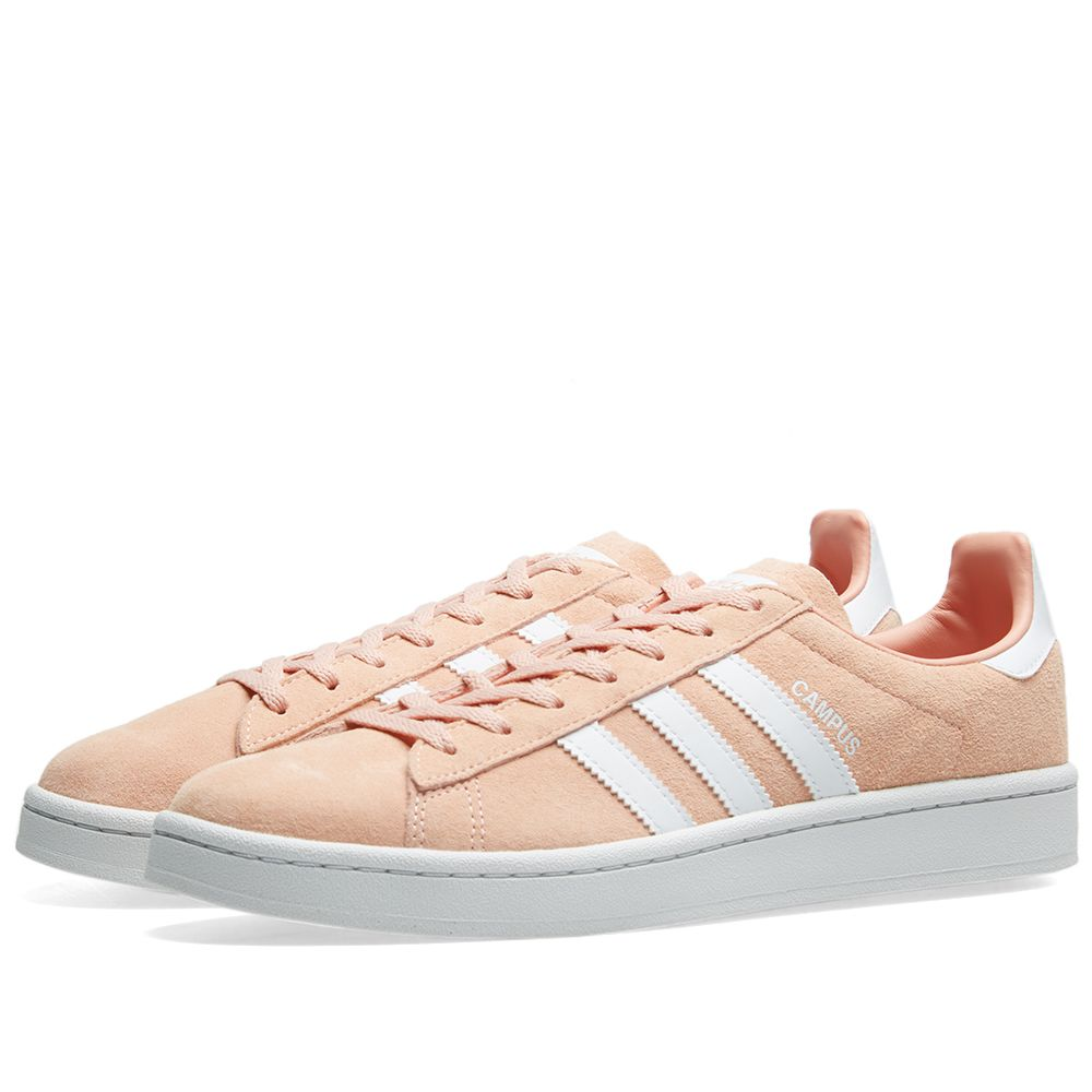 Adidas Campus W Clear Orange 2bbb5f3f3