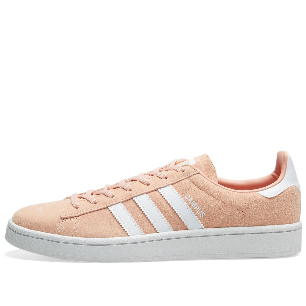 Adidas Campus W. Clear Orange ... ffcf78c9d