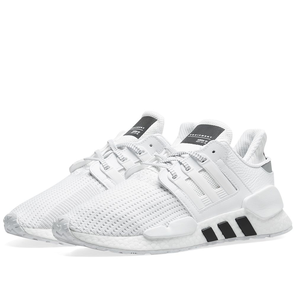 buy popular f6bbf c514b Adidas EQT Support 9118 White  END.