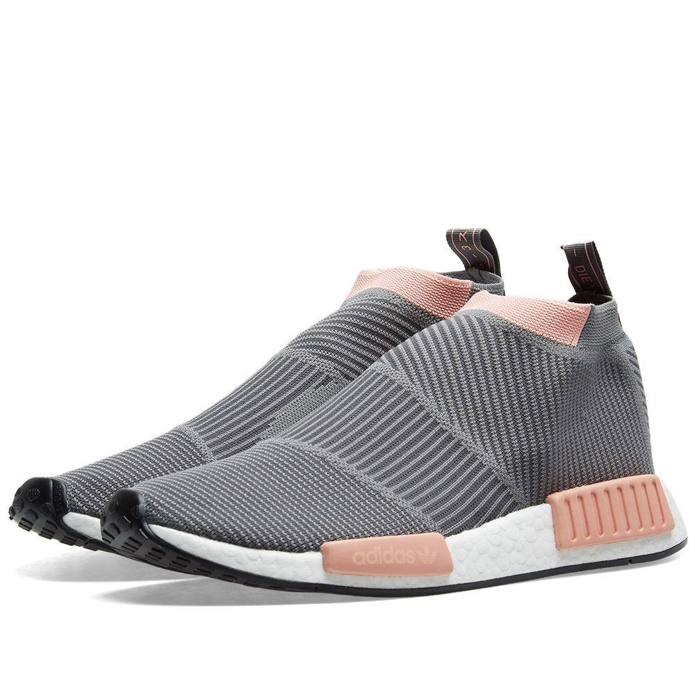 6ca825931e0 Adidas NMD CS1 PK W Grey   Trace Pink