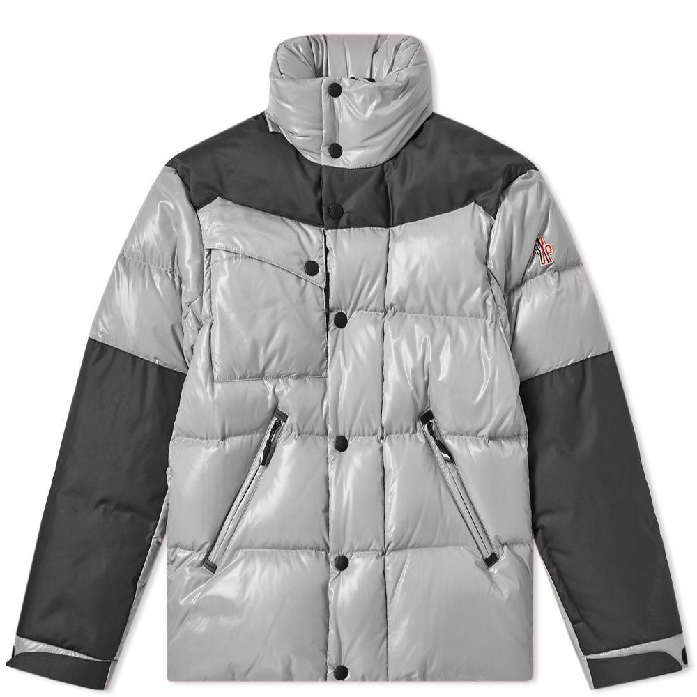 97cc260a98b Moncler Grenoble Palu Down Jacket Grey