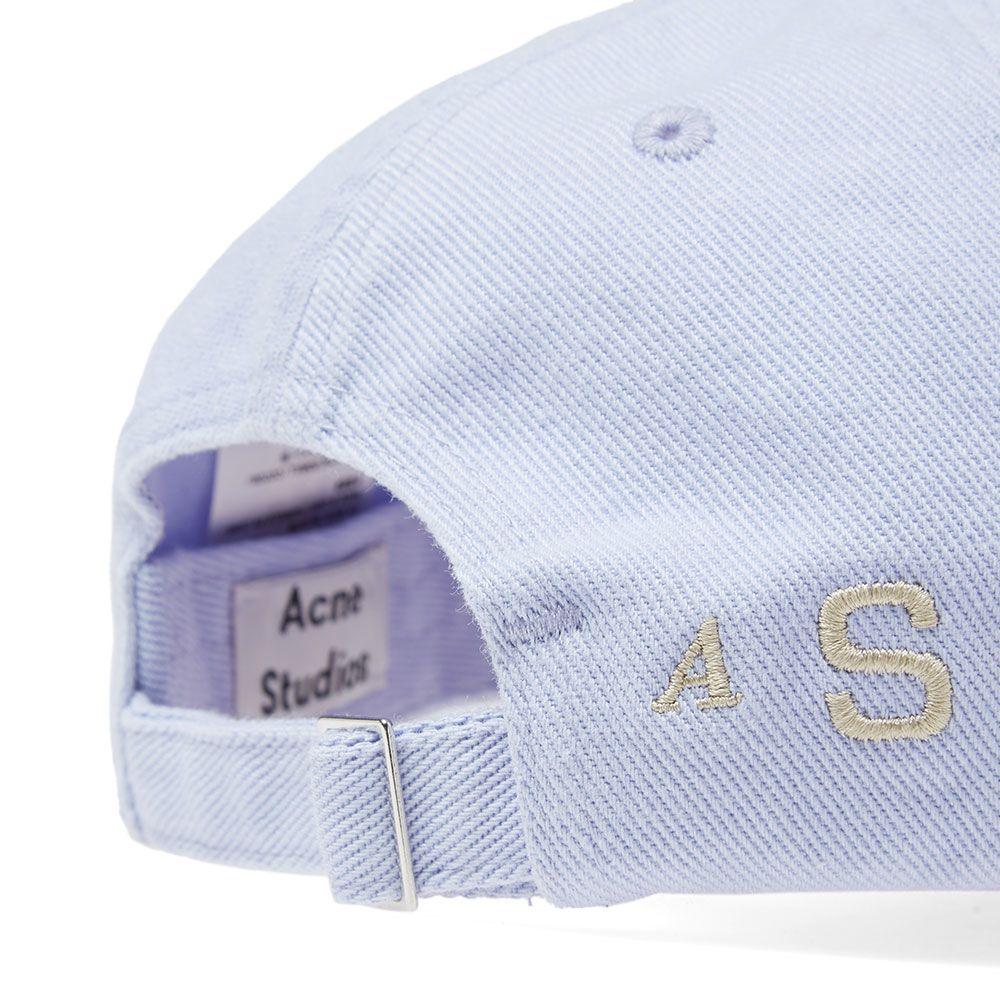 2ae271a3330 Acne Studios Carliy Twill AS Cap Lilac
