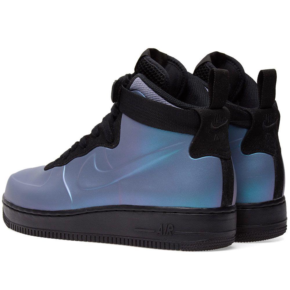 649d0314be3f Nike Air Force 1 Foamposite Cup Light Carbon   Black