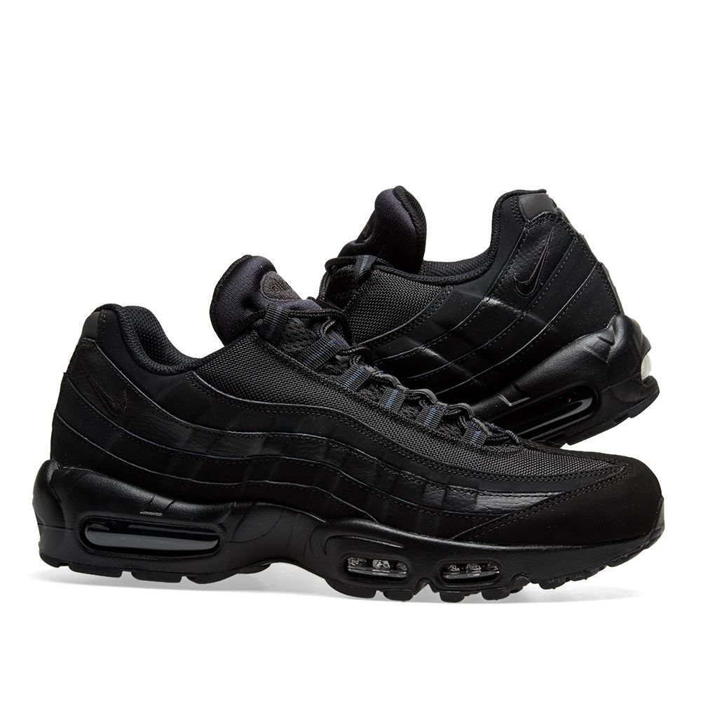 huge discount 5b065 df222 Nike Air Max 95 Black  Anthracite  END.