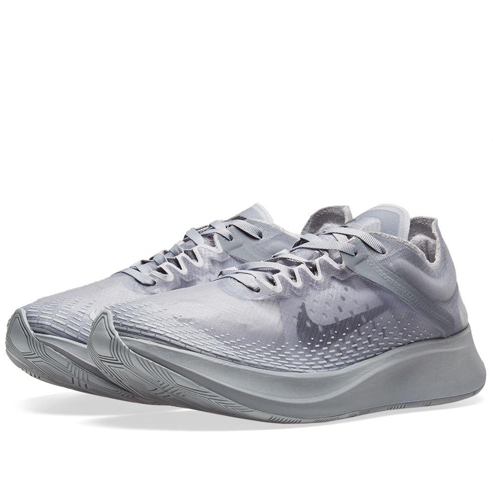 07fe3421471f Nike Zoom Fly Fast Wolf Grey   Black