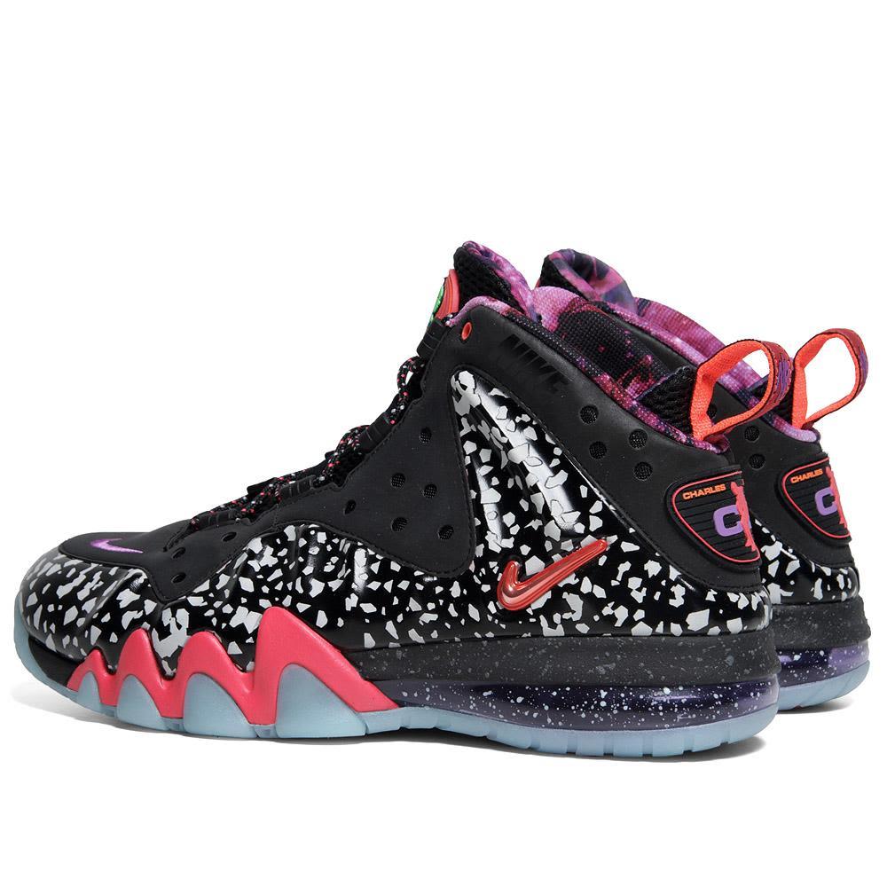 lowest price 3cbf1 856bc Nike Barkley Posite Max PRM QS Black   Siren Red   END.
