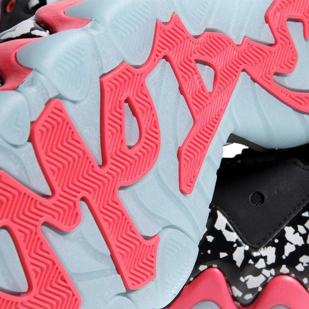 7d211560044a1 Nike Barkley Posite Max PRM QS Black   Siren Red