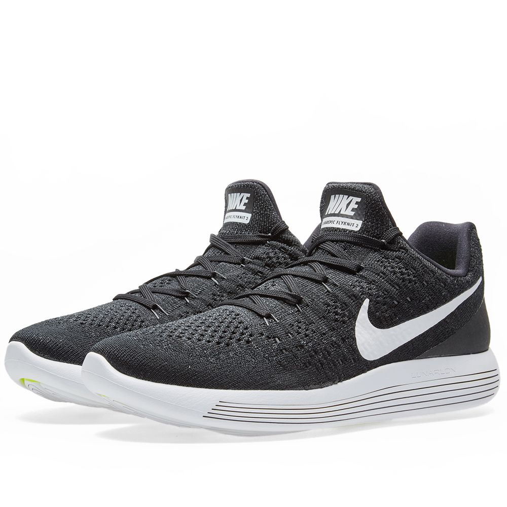 a20cc2b526907 Nike LunarEpic Low Flyknit 2. Black