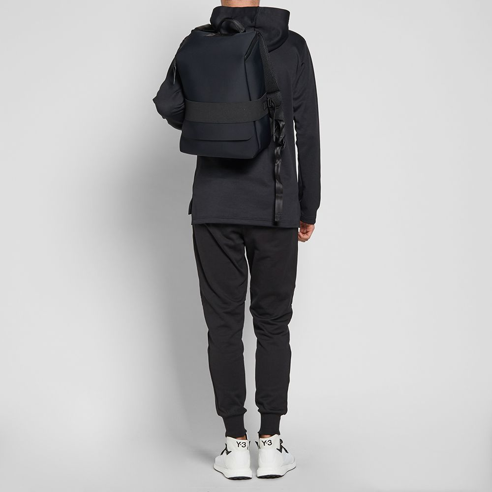 d44ce25ccdf9 Y-3 Qasa Small Backpack Black