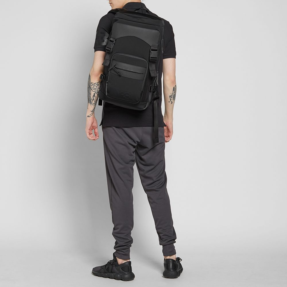 c7d579aca39 Y-3 Ultra Tech Bag. Black. £269 £175. Plus Free Shipping. image