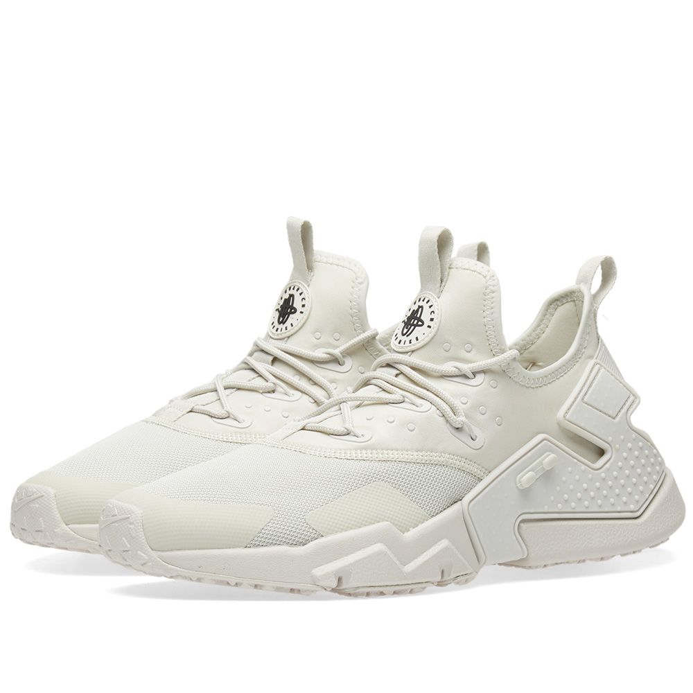 c01ed198c118 Nike Air Huarache Drift Light Bone   Black