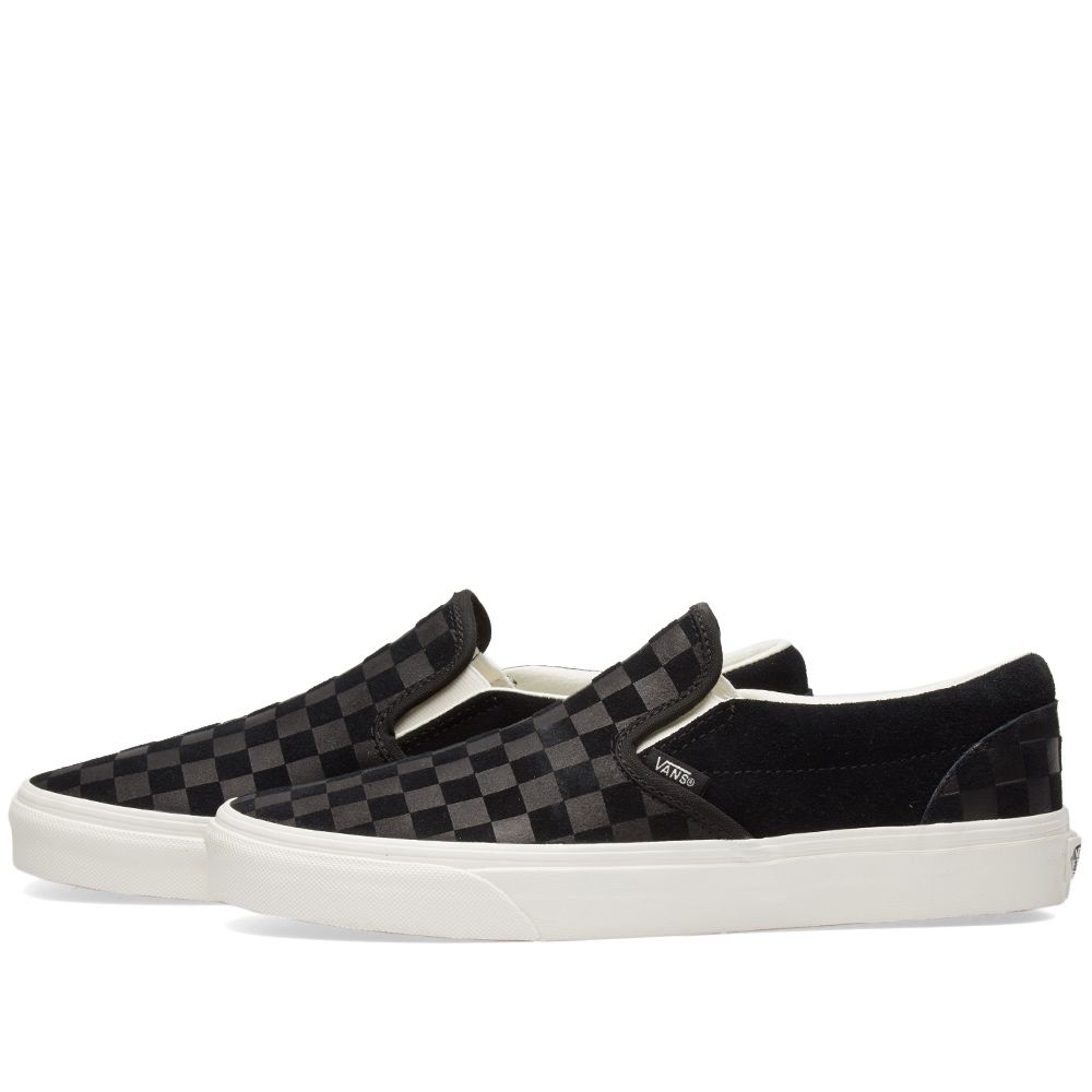 homeVans Classic Slip On Checkerboard Embossed. image. image. image. image.  image. image. image. image. image b7efec3f9