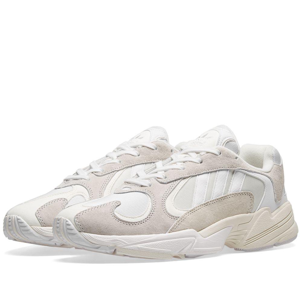 08ea983fa80c Adidas Yung 1 Cloud White   Footwear White