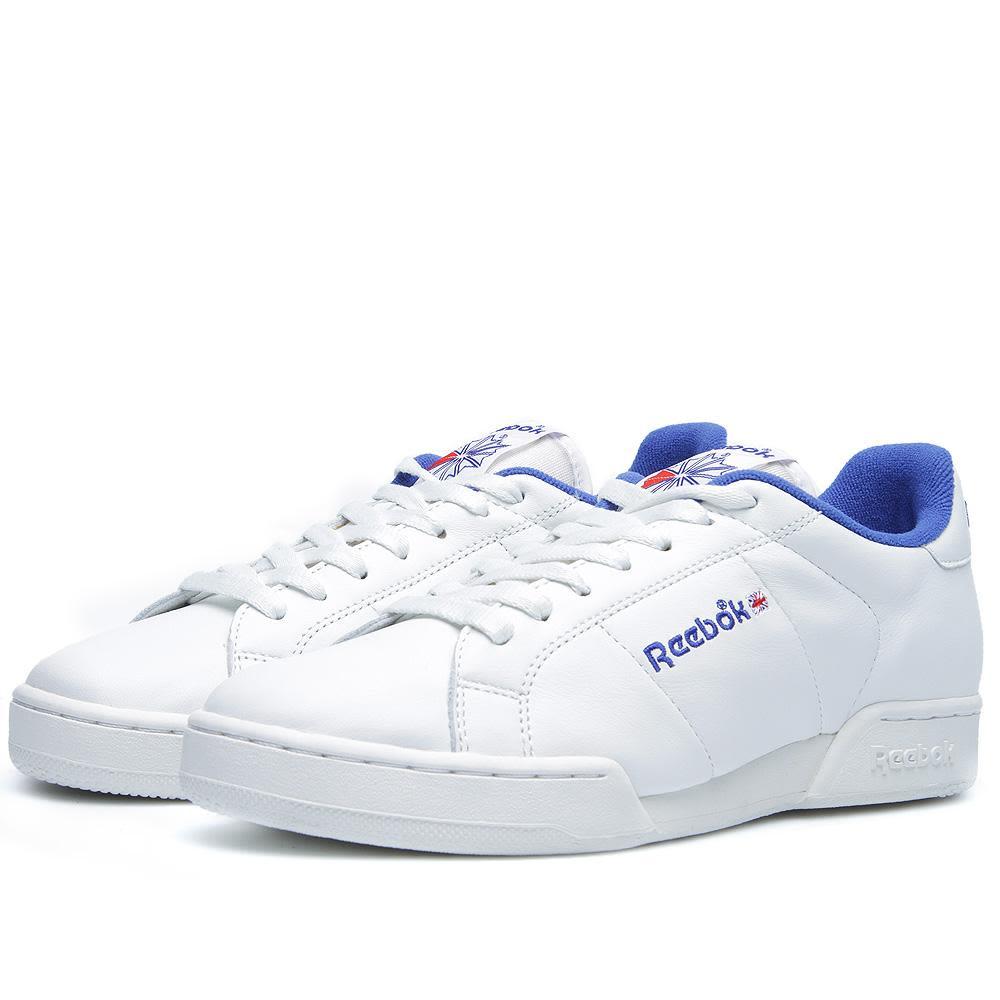 da823982721 Reebok NPC Vintage White