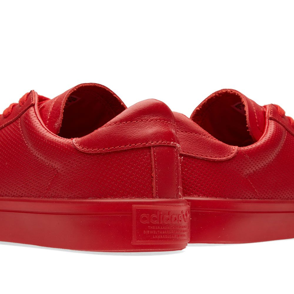 huge discount 866e2 7507a Adidas Court Vantage Adicolor. Scarlet. £62. image. image. image. image.  image. image