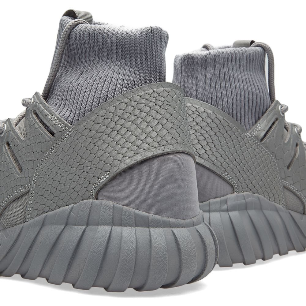 e61b92f753d4 Adidas Tubular Doom Solid Grey   Metallic Silver