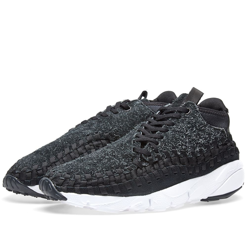 Nike Air Footscape Woven Chukka Anthracite 4039d725b2