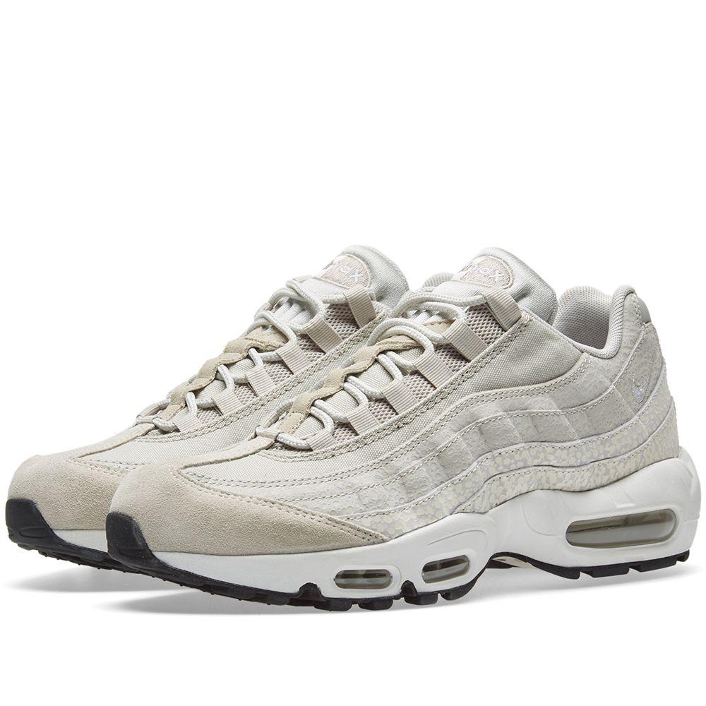reputable site f4631 5d5be Nike W Air Max 95 Premium. Pale Grey  Light Bone. AU199 AU125. Plus Free  Shipping. image. image. image. image. image