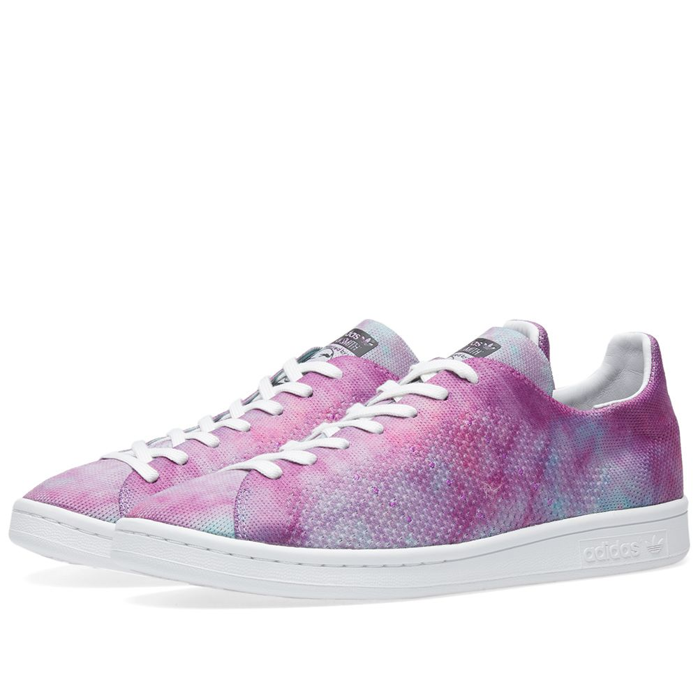 57a79b4076c Adidas x Pharrell Williams HU Stan Smith  Holi Powder Dye  Chalk ...