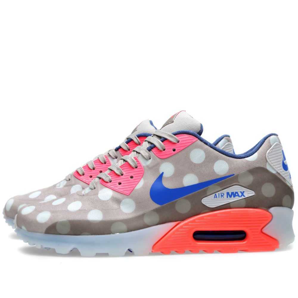 pretty nice c35df 82ee8 Nike Air Max 90 ICE City QS NYC Classic Stone  END.