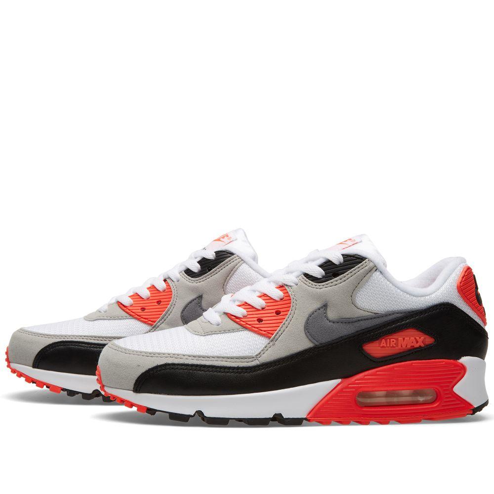 Nike Air Max 90 OG  Infrared  White 34640dcf2