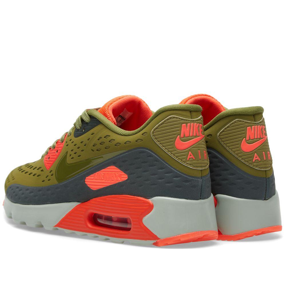 Nike Air Max 90 Ultra BR. Scenery Green   Bright Crimson. S 179 S 109 20e4cb2ce