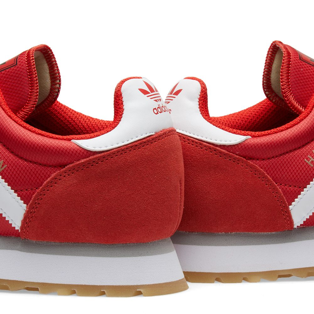 Adidas Haven Red   White  b6dbfd482