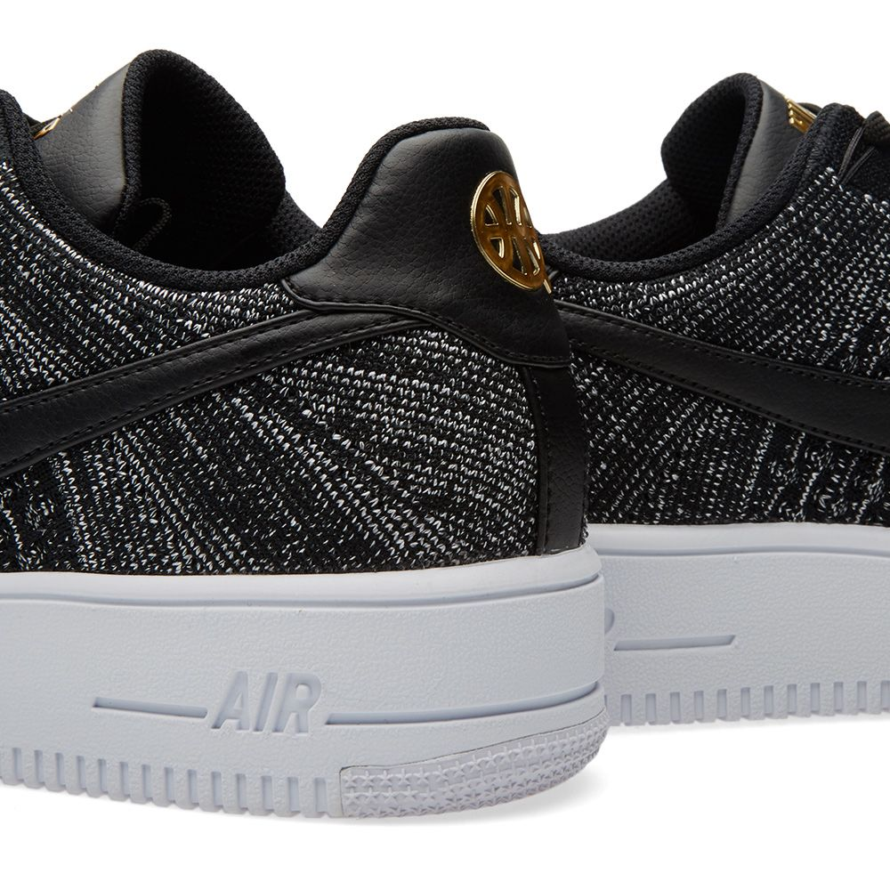 online store ad797 ae066 Nike Air Force 1 Ultra Flyknit Low QS Black  White  END.