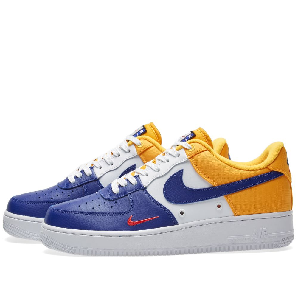 size 40 7bda5 8f46e Nike Air Force 1 07 LV8 Deep Royal Blue   END.