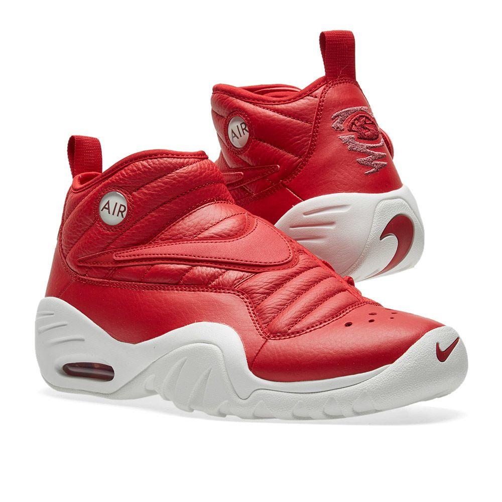 66a50fb6901 Nike Air Shake Ndestrukt Gym Red