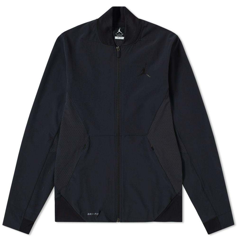 c40f733114099e Nike Jordan Ultimate Flight Basketball Jacket Black