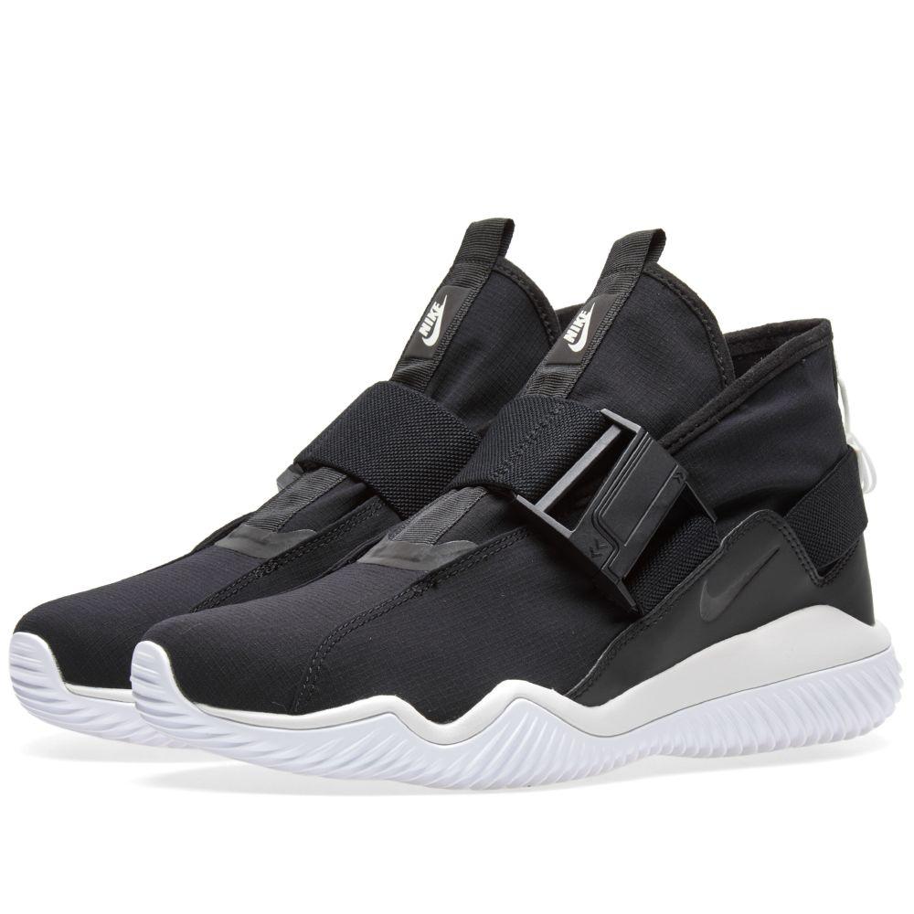e926168b936e NikeLab Komyuter Premium Black   Summit White