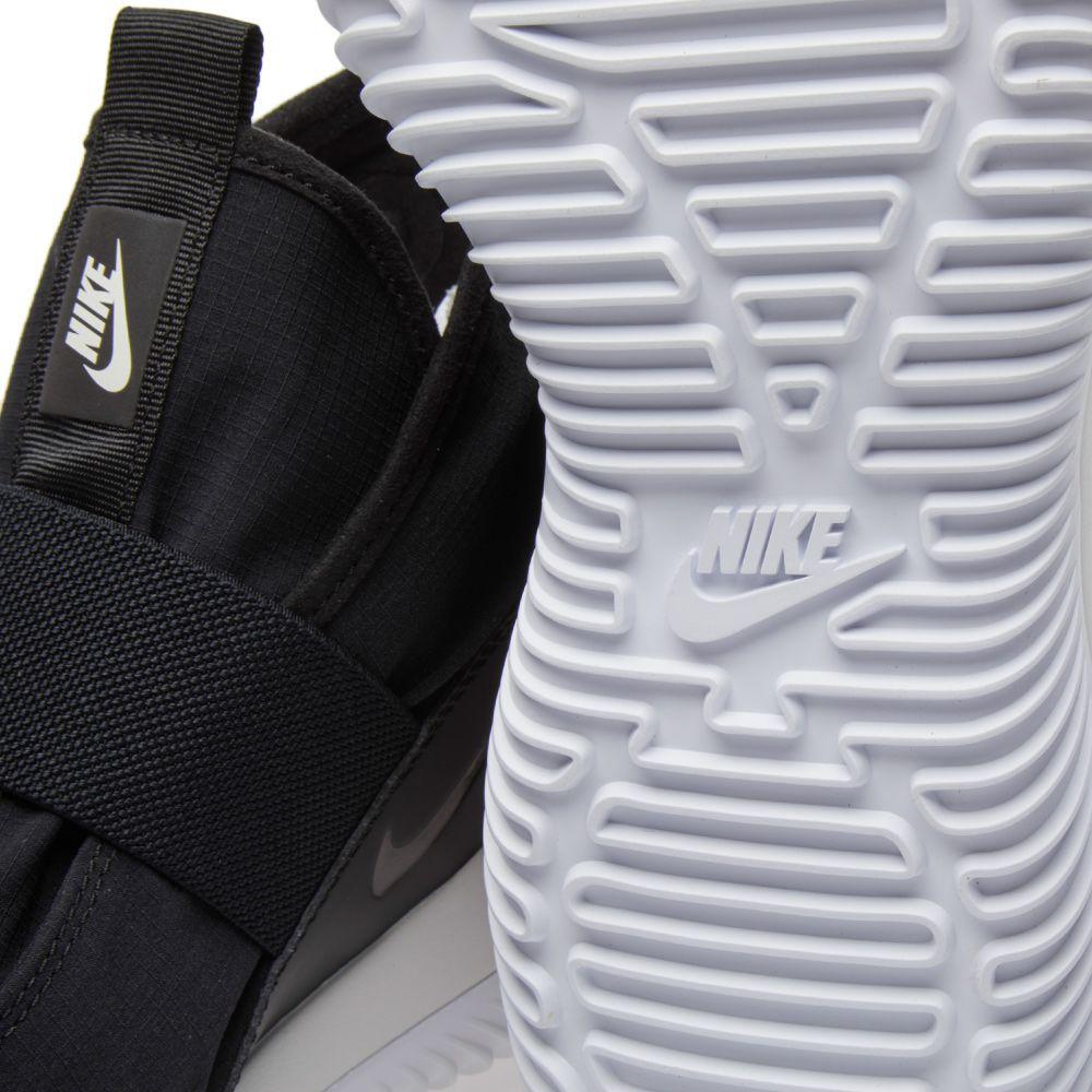 b1975c5410fc NikeLab Komyuter Premium Black   Summit White
