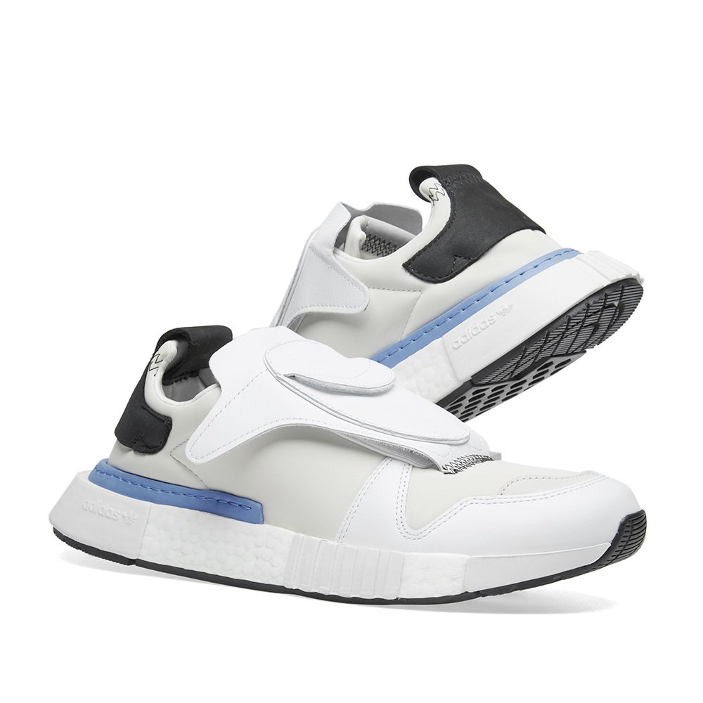 best sneakers e5d00 a36d3 Adidas Futurepacer. Grey, White  Core Black