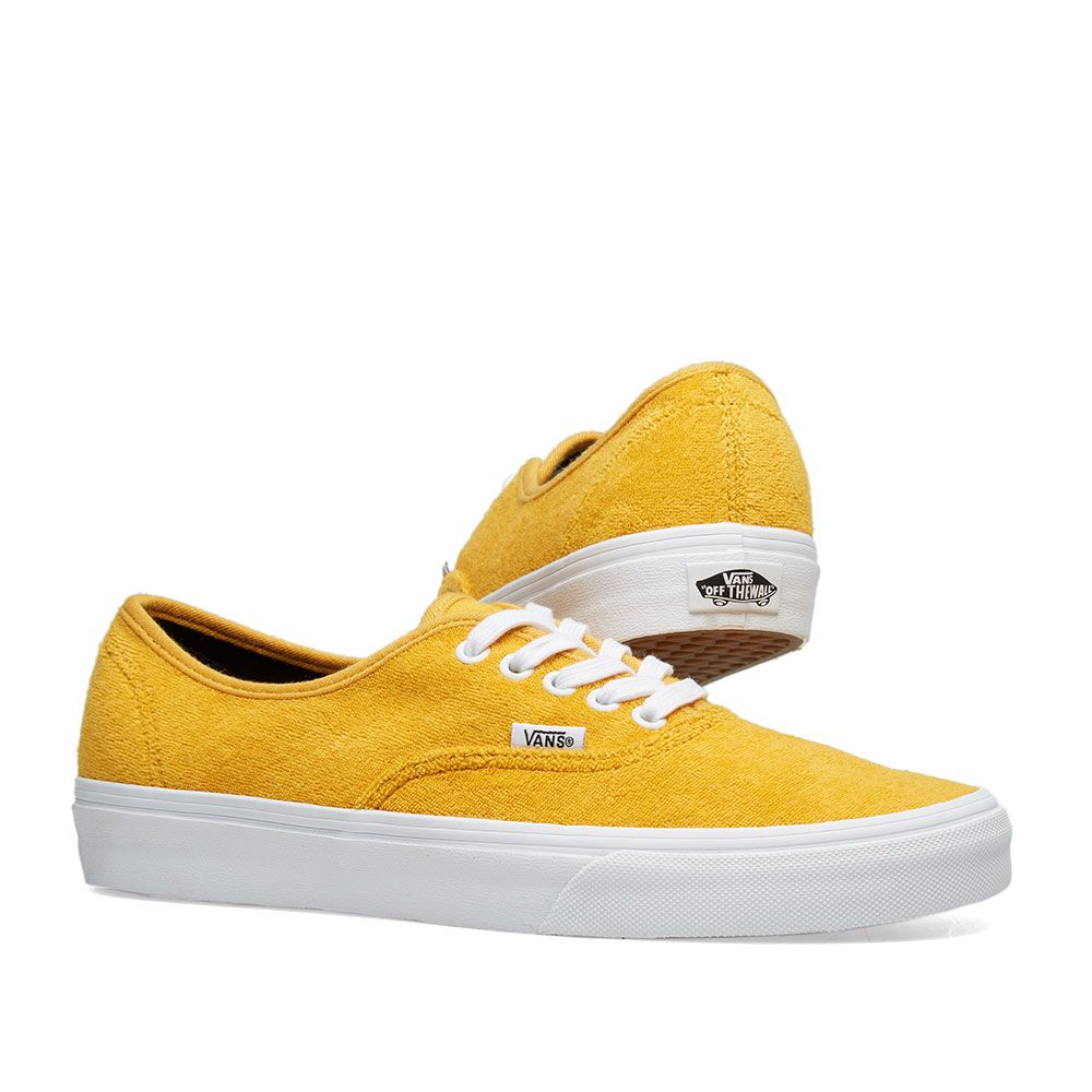 059401d0051 Vans Authentic Terry Sunflower