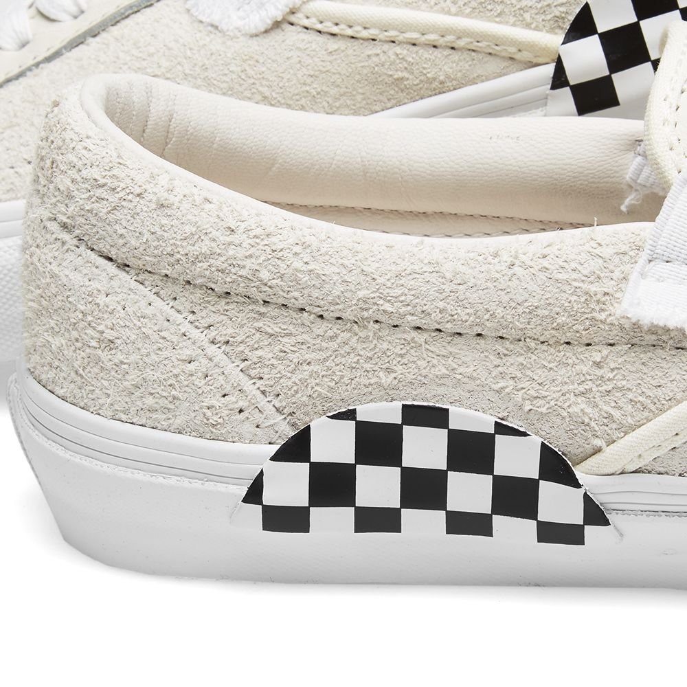 6138f11efa2b Vans Vault OG Slip On CAP LX Marshmallow   True White