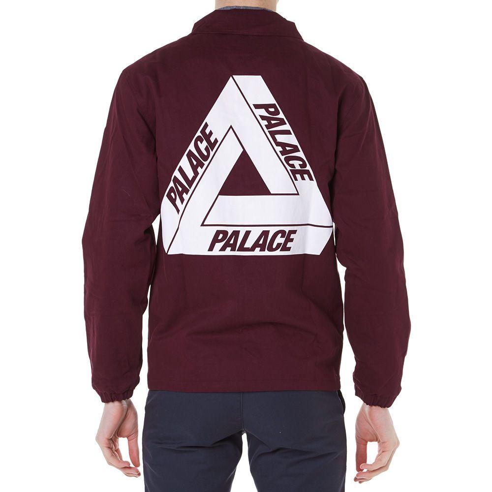 918f242eec9a Palace Tri-Ferg Cotch Jacket Cordovan