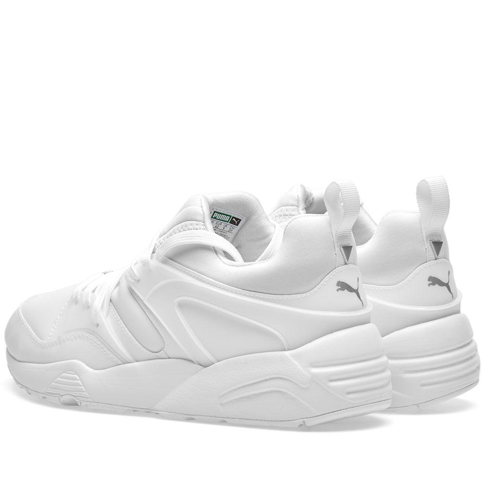 87872f404464 Puma Blaze of Glory Techy White