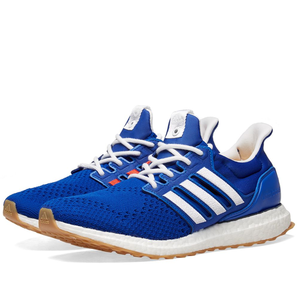 timeless design a0076 23695 ... low cost adidas consortium x engineered garments ultra boost blue red  efd4e 26a31