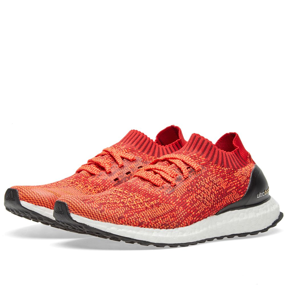 hot sale online 7a9db dfff5 Adidas Ultra Boost Uncaged M. Scarlet, Solar Red ...