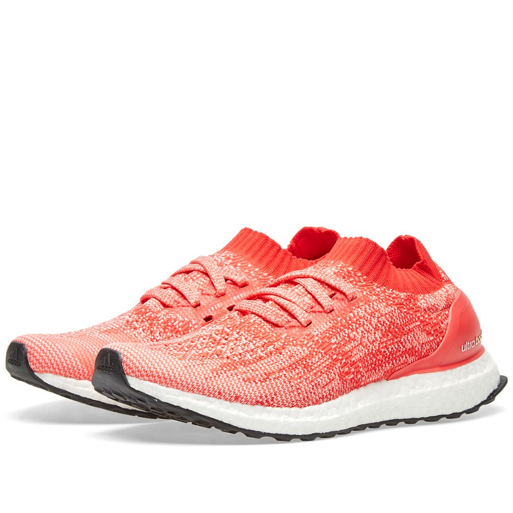 6b6737d7510 Adidas Women s Ultra Boost Uncaged W Ray Red   Shock Pink