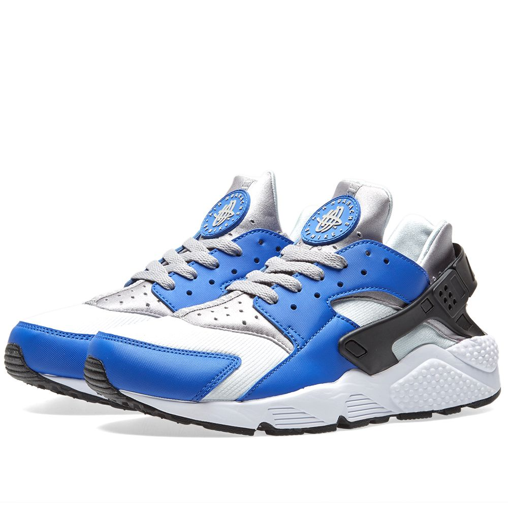 purchase cheap 01d28 c8b98 Nike Air Huarache Comet Blue   Matte Silver   END.
